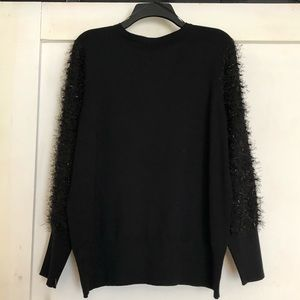 Alfani black sweater